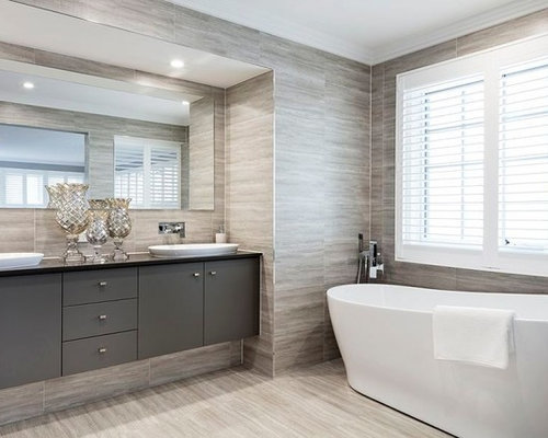 Best modern earthy bathroom design ideas remodel for Earthy bathroom ideas