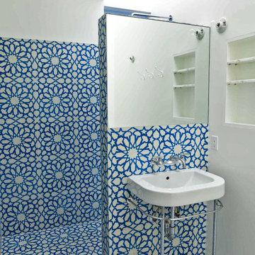 Hope Alexander custom bathroom
