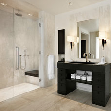 Contemporary Bathroom by Chris Moore Interior Design