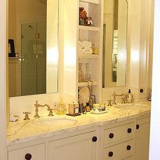 Traditional Bathroom by J. Grant Design Studio