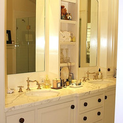 traditional bathroom by J. Grant Design Studio