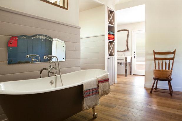 American Southwest Bathroom by Suzan Fellman LLC