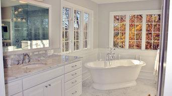 Hopewell Master Bathroom