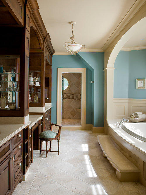 Teal Bathroom Houzz