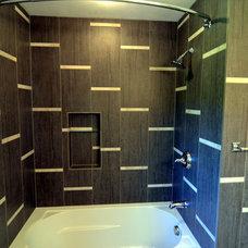 Modern Bathroom by Prava Luxury Tile & Stone