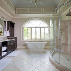 Traditional Bathroom by Stephen T. Terhune, Architect, LLC