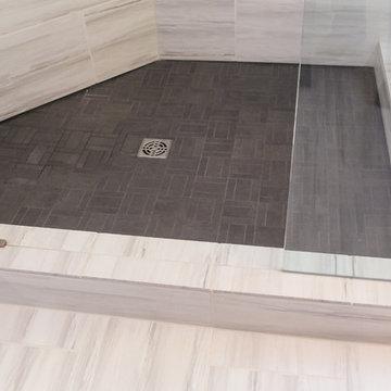 Hoschton Master Bathroom Remodel