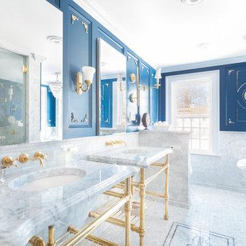 Hotel at Home - A Luxurious Master Bath Retreat