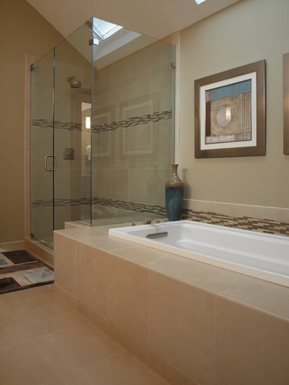 Contemporary Bathroom by Normandy Remodeling