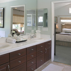 Transitional Bathroom by Talianko Design Group, LLC