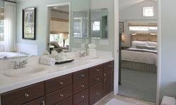 Hotel Inspired Master Bath
