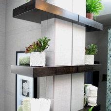 Contemporary Bathroom by Wilson Concepts & Design, Inc.