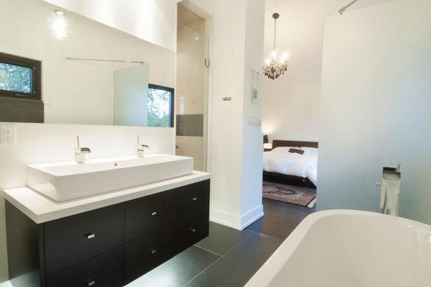 Contemporary Bathroom by Modus Design Studio
