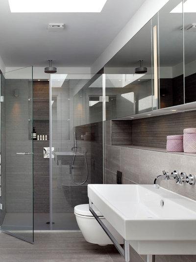 Contemporary Bathroom by Stiff and Trevillion