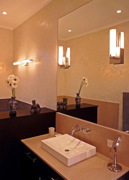 Contemporary Bathroom by HOUSEworks Design/Build General Contractor