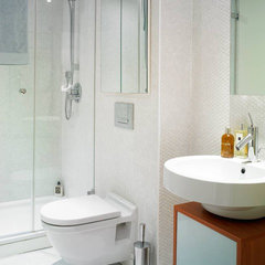modern bathroom by David Churchill - Architectural  Photographer