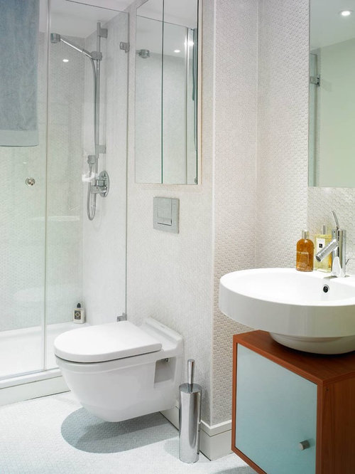 Toilet ideas pictures remodel and decor for Small bathroom designs no toilet