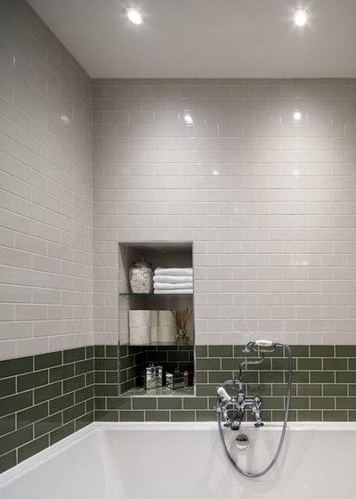 Scandinavian Bathroom House Extension