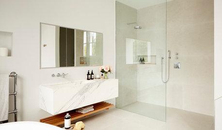 10 Stylish Reasons to Love a Floating Vanity Shelf