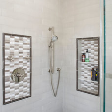 Contemporary Bathroom by Sequined Asphault Studio Photography