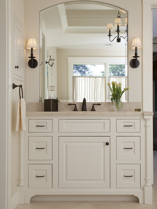 Oil Rubbed Bronze Bathroom Fixtures Houzz - Cheap bronze bathroom faucets for bathroom decor ideas