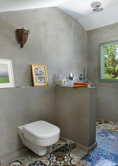 Eclettico Stanza da Bagno by Dana Gordon + Roy Gordon: Architecture Studio