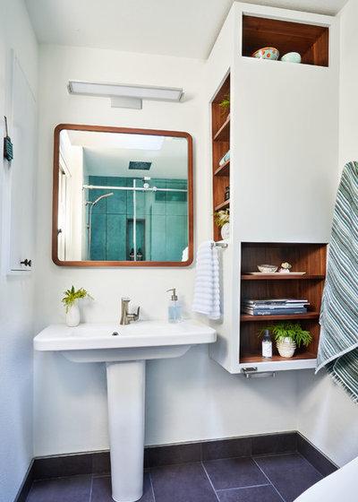 Современный Ванная комната by Fraley and Company