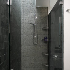 Modern Bathroom by Anthony Wilder Design/Build, Inc.