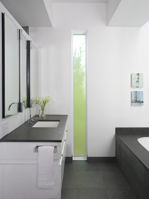 Narrow windows home design ideas pictures remodel and decor for Bathroom ideas kenya