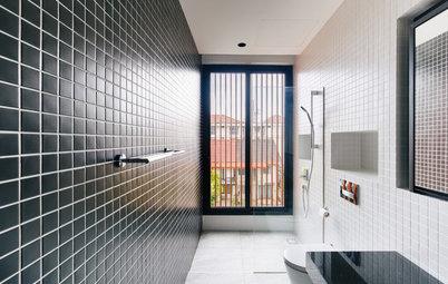 Terrific Tile Ideas for Your Bathroom