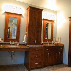 Bathroom by Fein Design