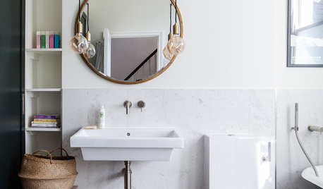 11 Interesting Ways to Illuminate Your Bathroom