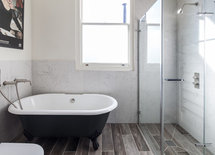 What are the dimensions of the bathroom?