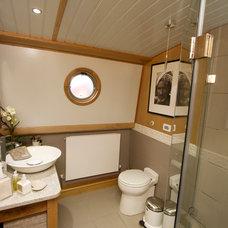 Contemporary Bathroom by Ann Jackman Interiors