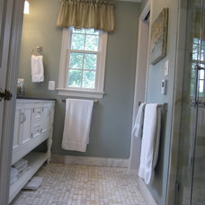 Traditional Bathroom HOUSEography - Master Bathroom