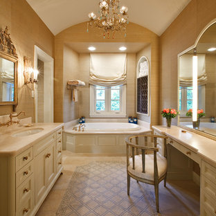 Gold And Tan And Brown Bathroom Ideas Photos Houzz