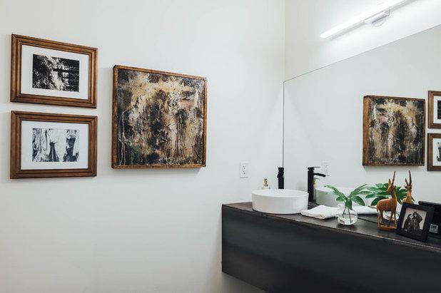 Contemporary Bathroom by Park City Design Build