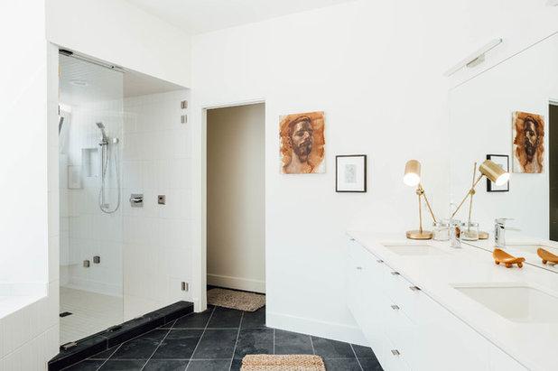 Bathroom by Park City Design Build