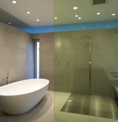 contemporary bathroom by Glen Irani Architects