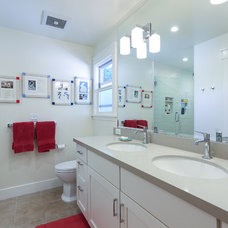 Traditional Bathroom by Fitzpatrick and Sons General Contractor