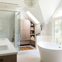 Standard Fixture Dimensions and Measurements for a Master Bath