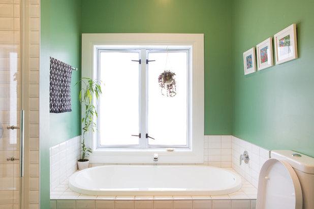 Contemporary Bathroom by 9 Design Environments