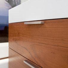 Modern Bathroom by Wud Furniture Design