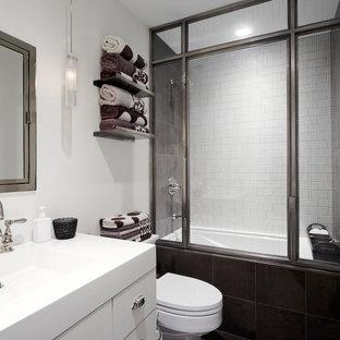 Shower Over Bathtub Bathroom Ideas Photos Houzz