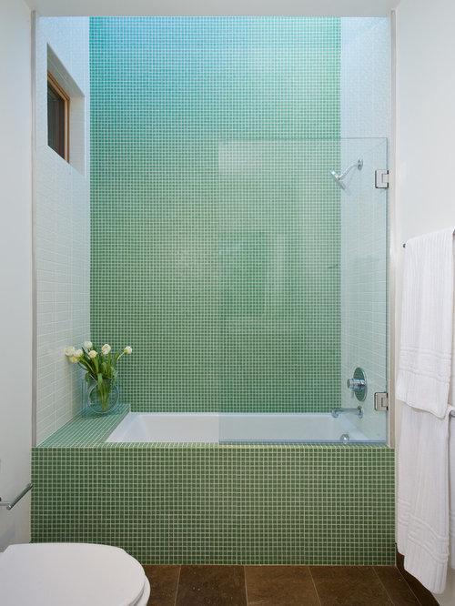 imagen de cuarto de bao minimalista de tamao medio con baldosas yo