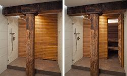 Hudson River Duplex Sauna