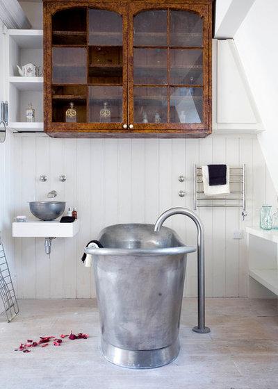 Contemporaneo Stanza da Bagno by Chris Dyson Architects