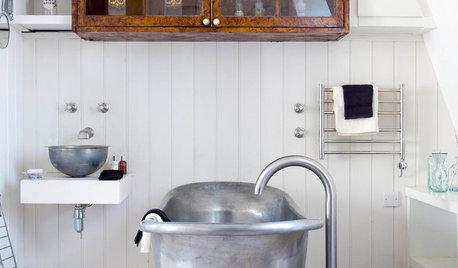 11 Edgy Ideas for an Industrial Chic Bathroom