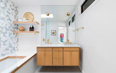 Best of the Week: 25 Bathroom Storage Ideas to Steal