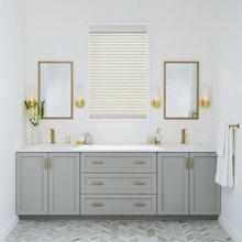 Cedar Lane Master Bathroom